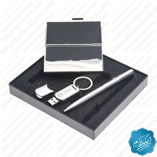 Corporate gift, USB and pen