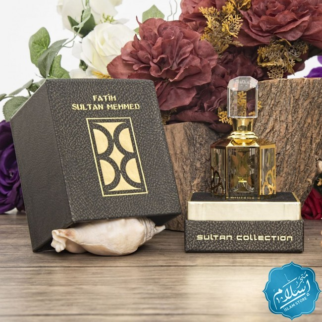 Great corporate gifts, perfumes of Sultan Mehmed Fatih