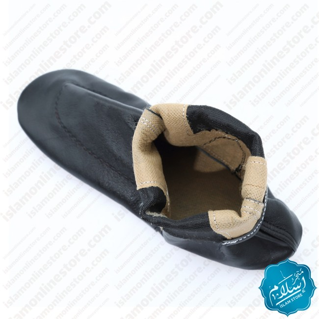 Slippers Natural Leather Rubber