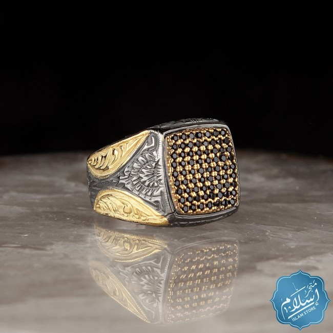 Men's 925 Sterling Silver Ring