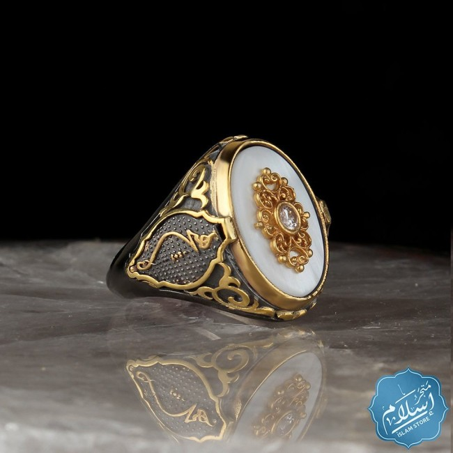 Silver ring special request