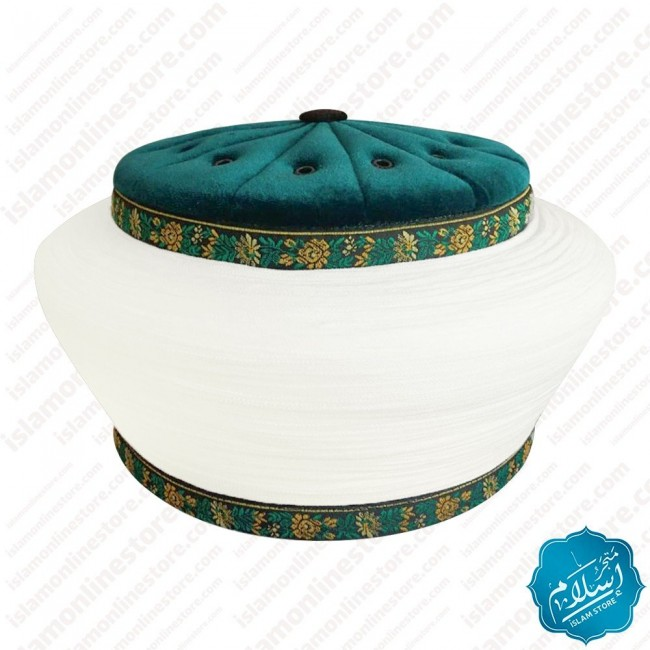 Jaber Turban White Color