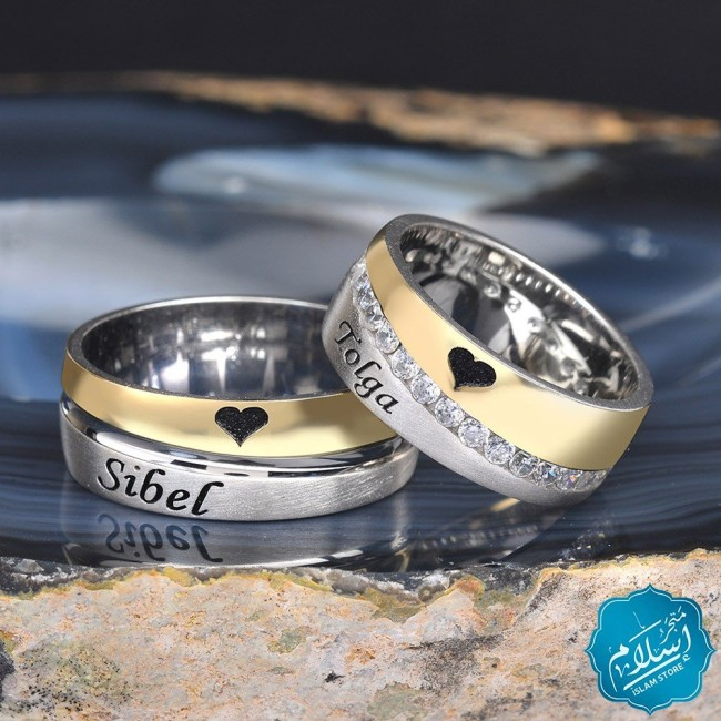 Mens and Womens Rings Special request - 80