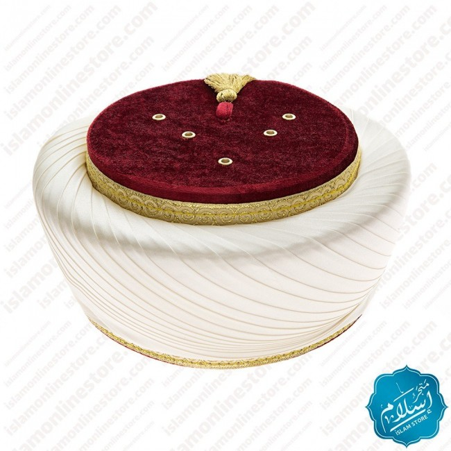 Waqar Turban Cream Color