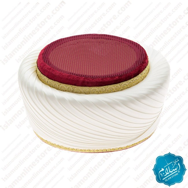 Zain Turban Cream Color