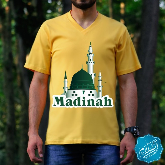 Mens T-Shirt Special Order Yellow Color
