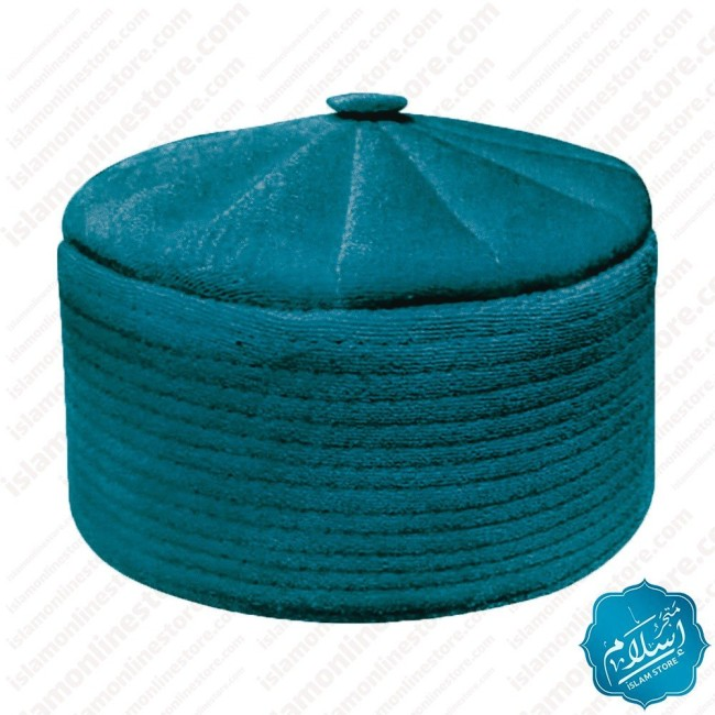Men's Prayer Cap Blue Color