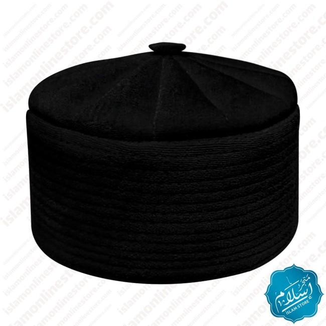 Rufai Cap Black Color