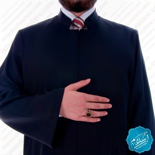 Taqi Abaya Dark Blue Color